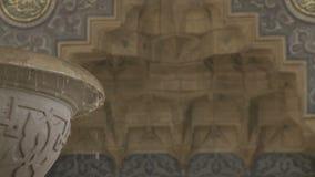 Fontana della moschea di Gazi Husrev archivi video