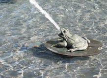 Fontana della rana immagini stock