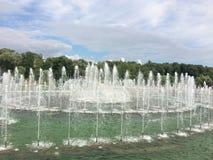 Fontana della spruzzata Immagine Stock
