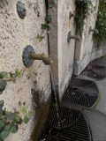 Fontana della via Immagine Stock