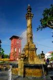 Fontana della Victoria fotografie stock