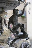 Fontana delle Tartarughe, η πηγή χελωνών στην πλατεία Mattei Ρώμη Στοκ Φωτογραφίες