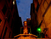 Fontana delle tre cannelle Στοκ φωτογραφία με δικαίωμα ελεύθερης χρήσης
