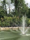 Fontana dello stagno Fotografia Stock