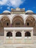 Fontana di abluzione della moschea di Suleymaniye Immagini Stock