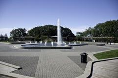 Fontana di acqua Fotografie Stock Libere da Diritti