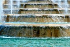 Fontana di acqua Fotografie Stock