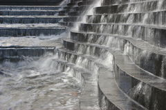 Fontana di acqua 4 Fotografia Stock Libera da Diritti