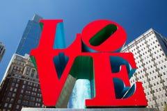 Fontana di amore Immagini Stock Libere da Diritti