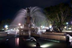 Fontana di Archibald, Hyde Park Immagini Stock