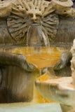 Fontana di Barcaccia a Roma, Italia Fotografia Stock