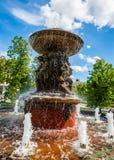 Fontana di Belshoi Fotografie Stock