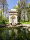 Fontana di Cantacuzino a Bucarest Immagini Stock Libere da Diritti