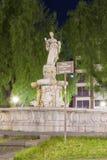 Fontana di Cerere Stock Image