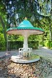 Fontana di divertimento della fontana Fotografia Stock