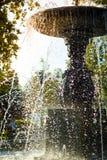Fontana di estate Immagini Stock Libere da Diritti