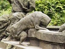 Fontana di Jacob Fotografie Stock