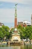 Fontana di Jules Anspach Fotografia Stock Libera da Diritti