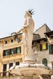 Fontana di Madonna in Verona Stock Image