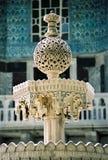 Fontana di marmo fotografia stock libera da diritti