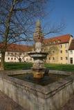 Fontana di Mergentheim Fotografia Stock Libera da Diritti