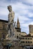 Fontana di Nettuno royalty free stock photos