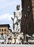Fontana di Nettuno Fotos de archivo libres de regalías