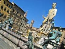 Fontana di Nettuno Fotografia Stock
