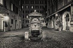 Fontana di Piazza del Catalone royalty free stock image