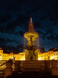 Fontana di Samson Immagine Stock Libera da Diritti