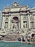Fontana Di TREVI στη Ρώμη Στοκ φωτογραφία με δικαίωμα ελεύθερης χρήσης