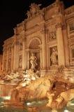Fontana di Trevi imagem de stock