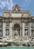 Fontana di Trevi royalty free stock photos