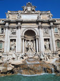 Fontana di Trevi Royalty Free Stock Images