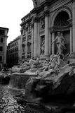Fontana di trevi Photo stock