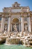 Fontana di Trevi Photos libres de droits