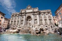 Fontana Di Trevi stock foto