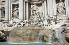 Fontana di Trevi Stock Photo