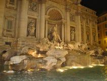 Fontana di Trevi Stock Image