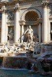 Fontana di Trevi Immagine Stock Libera da Diritti