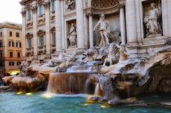 Fontana Di Trevi Obrazy Royalty Free