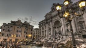 Fontana di Trevi 影视素材