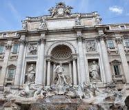 Fontana di Trevi Fotos de archivo libres de regalías