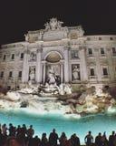 Fontana Di Trevi Stock Fotografie
