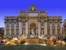 Fontana Di Trevi Stockbilder