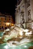 Fontana di Trevi Imagens de Stock