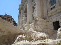 Fontana di Trevi 免版税图库摄影