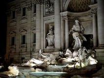 Fontana di Trevi 免版税库存照片