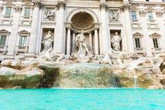 Fontana di Trevi 免版税库存图片