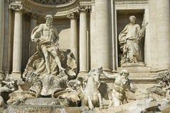 Fontana di Trevi Stock Photos
